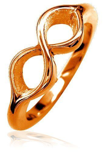 Infinity Symbol Ring, 7mm in 14k Rose (Pink) Gold - size 6 by Infinity Jewelry, http://www.amazon.com/dp/B0068PQ2IU/ref=cm_sw_r_pi_dp_bmDLpb1SXX0QG