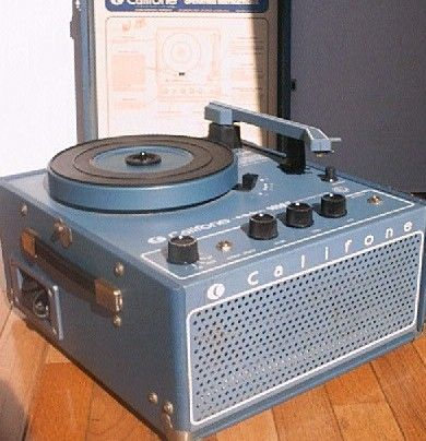 Califone Record Player We Had One Like This In Grade School Record Player Vintage Record Player Vintage Lamps
