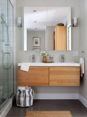 Meuble de salle de bain Ikea Godmorgon Odensvik | salle de bain ...