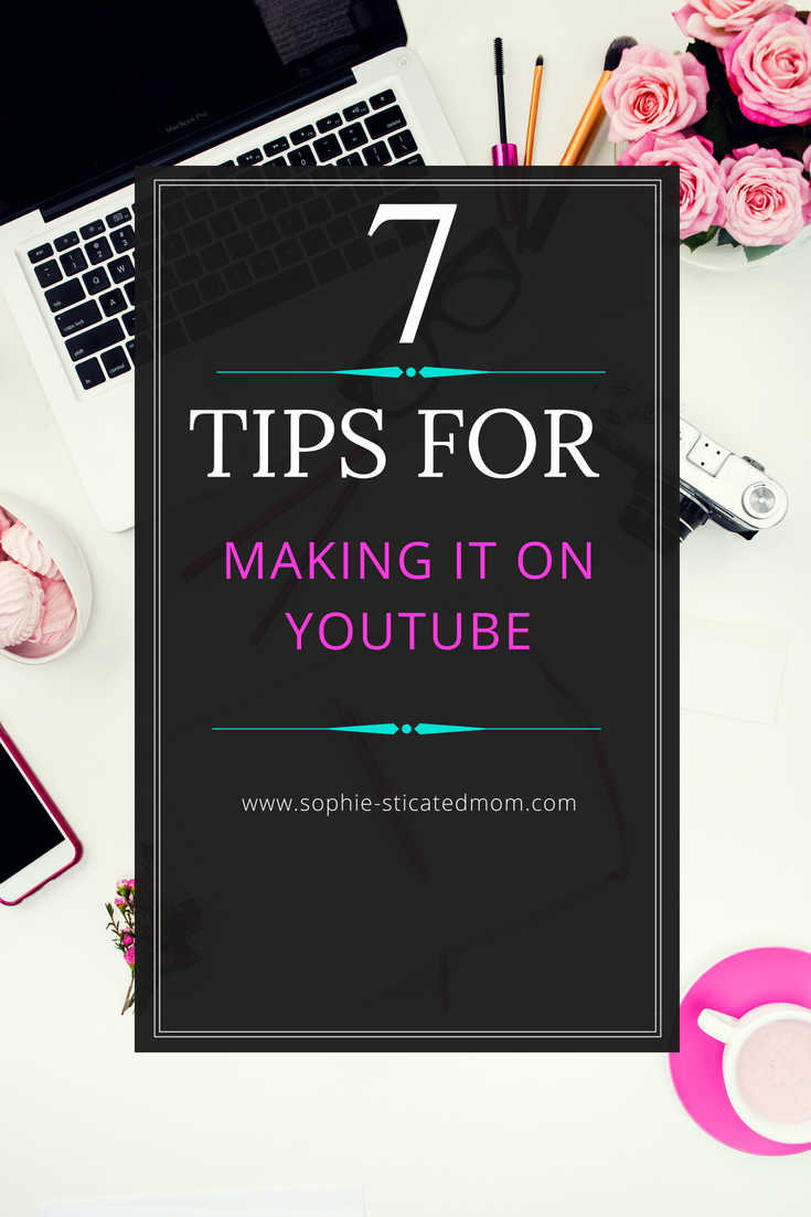 7 Step Guide On How To Become Famous On Youtube Sophie Sticatedmom Youtube Hacks Youtube How To Become