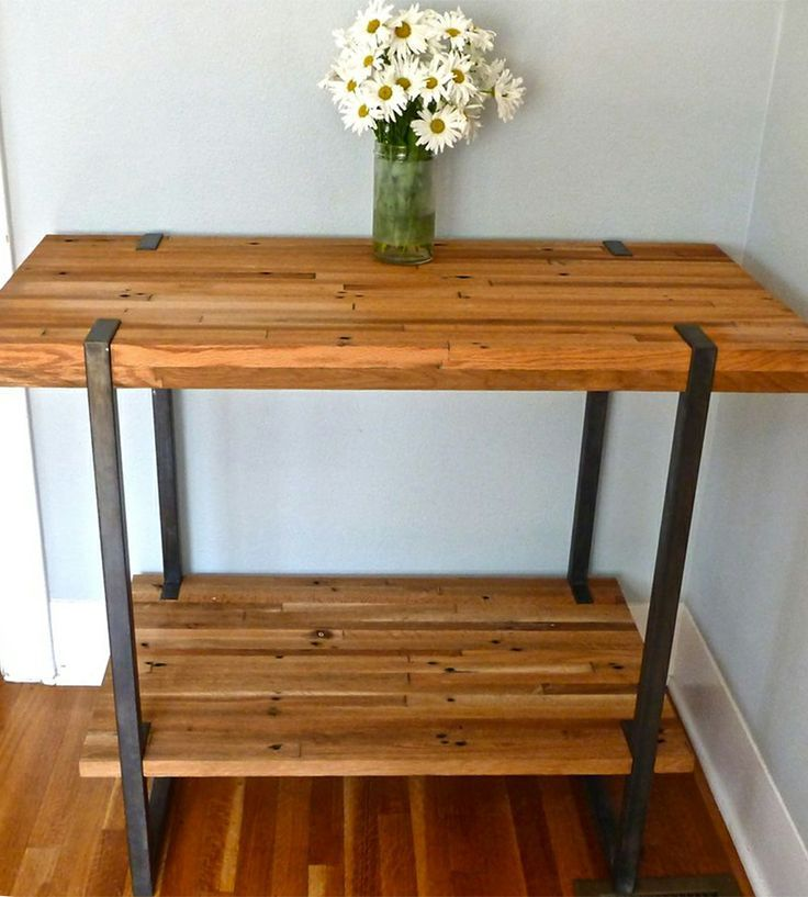 Reclaimed Wood Bar Table - Reclaimed Wood Bar Table Project.wood Workbench For 317