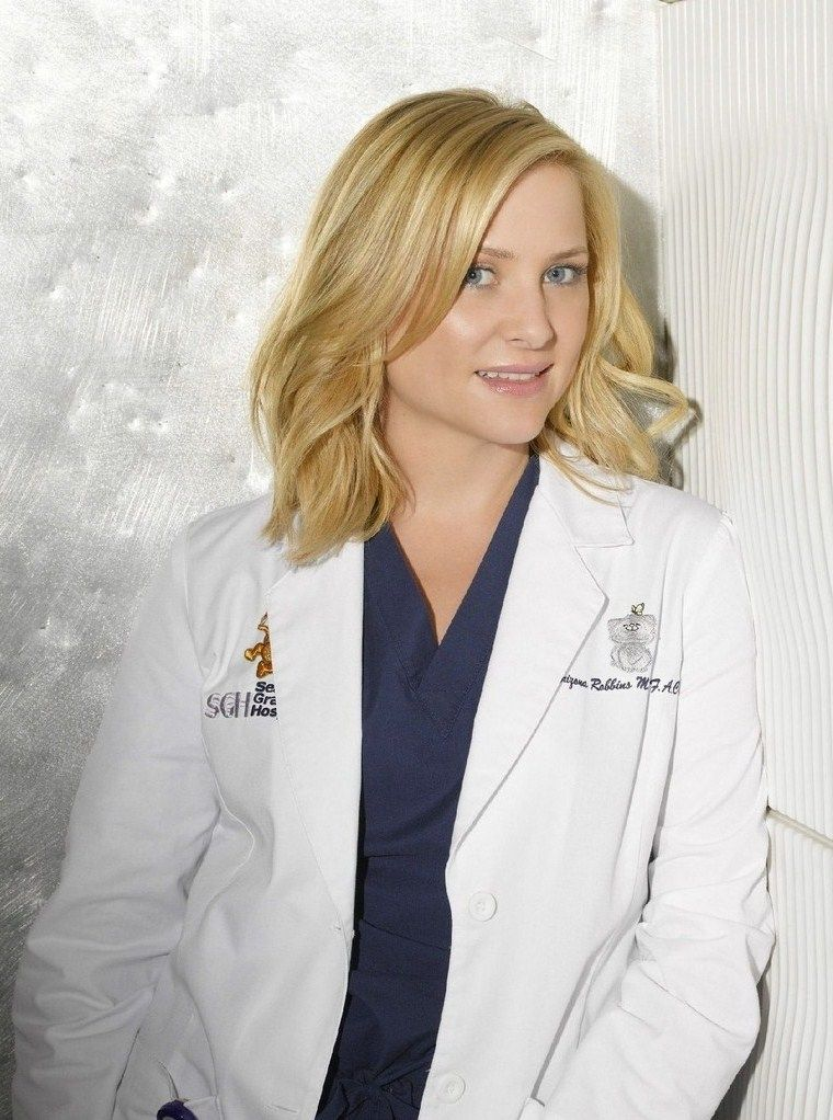 Dr. Arizona Robbins from Grey\'s Anatomy | Grey\'s Anatomy | Pinterest ...