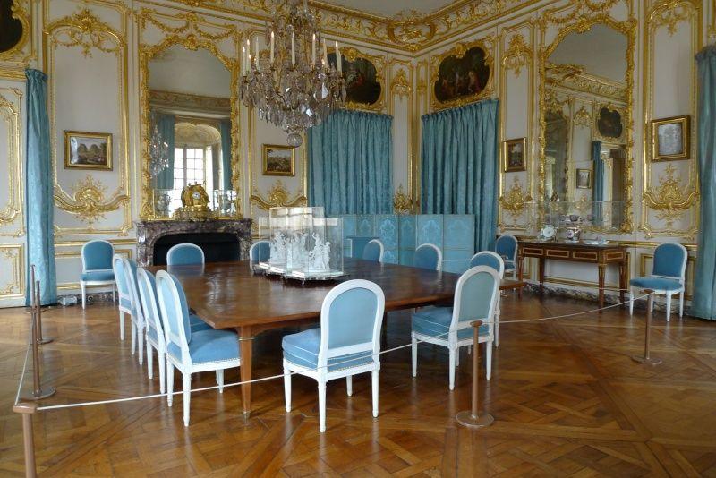 La Salle à manger des porcelaines Versailles Pinterest Versailles