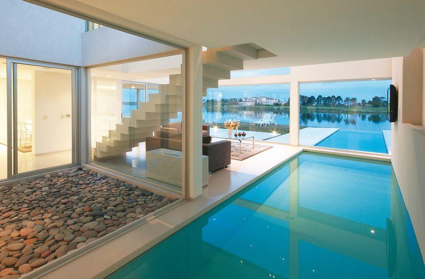 indoor-pool-vanguarda-2 | Indoor pools, House and Modern
