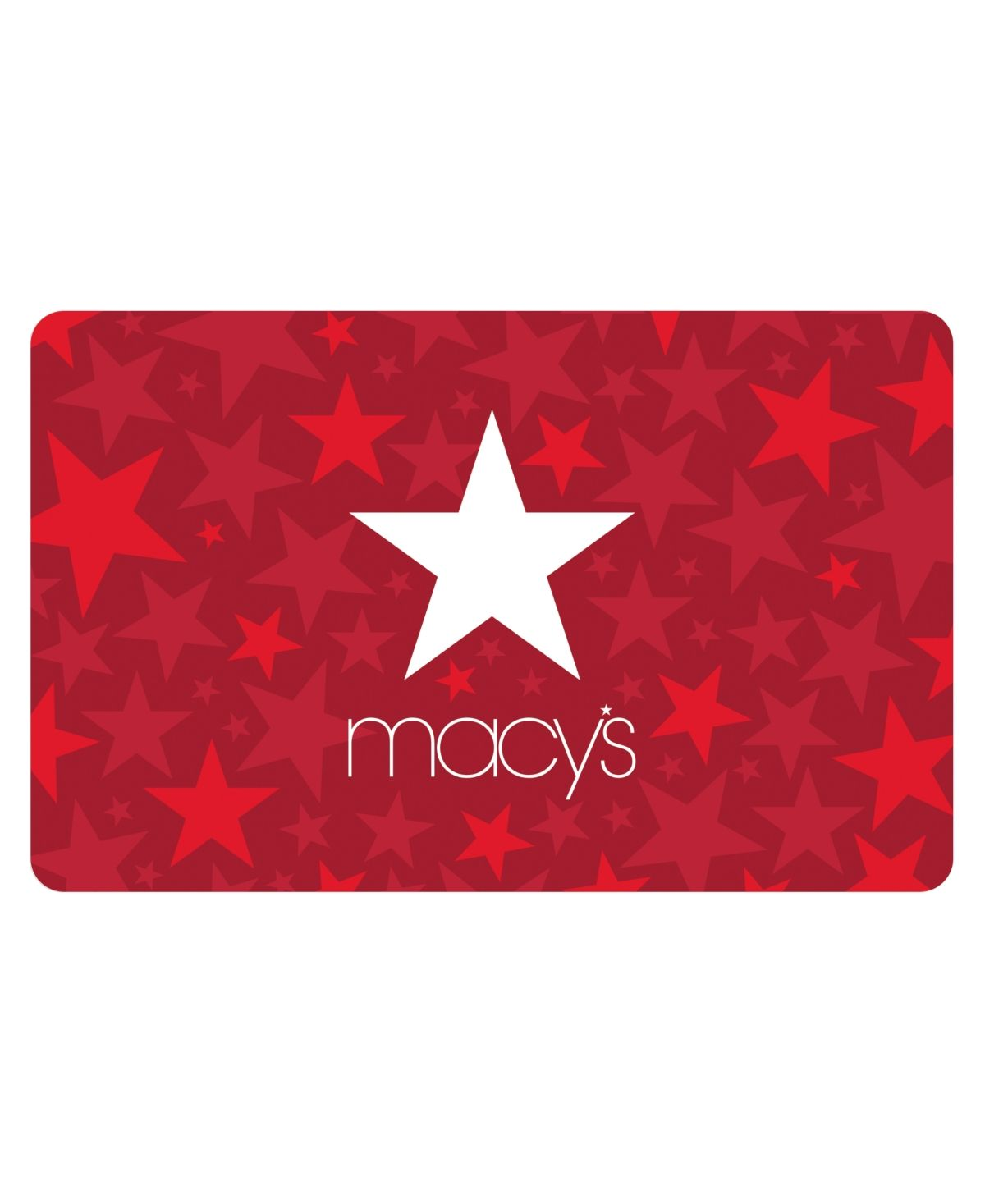 Macy Wedding Gifts: Macy's Star Gift Card With Greeting Card In 2020