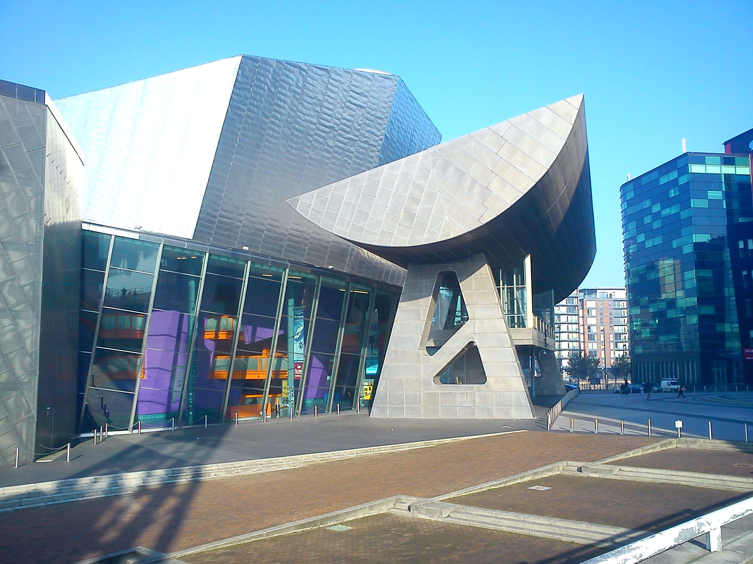 About Us Salford, Art gallery, Tourist information