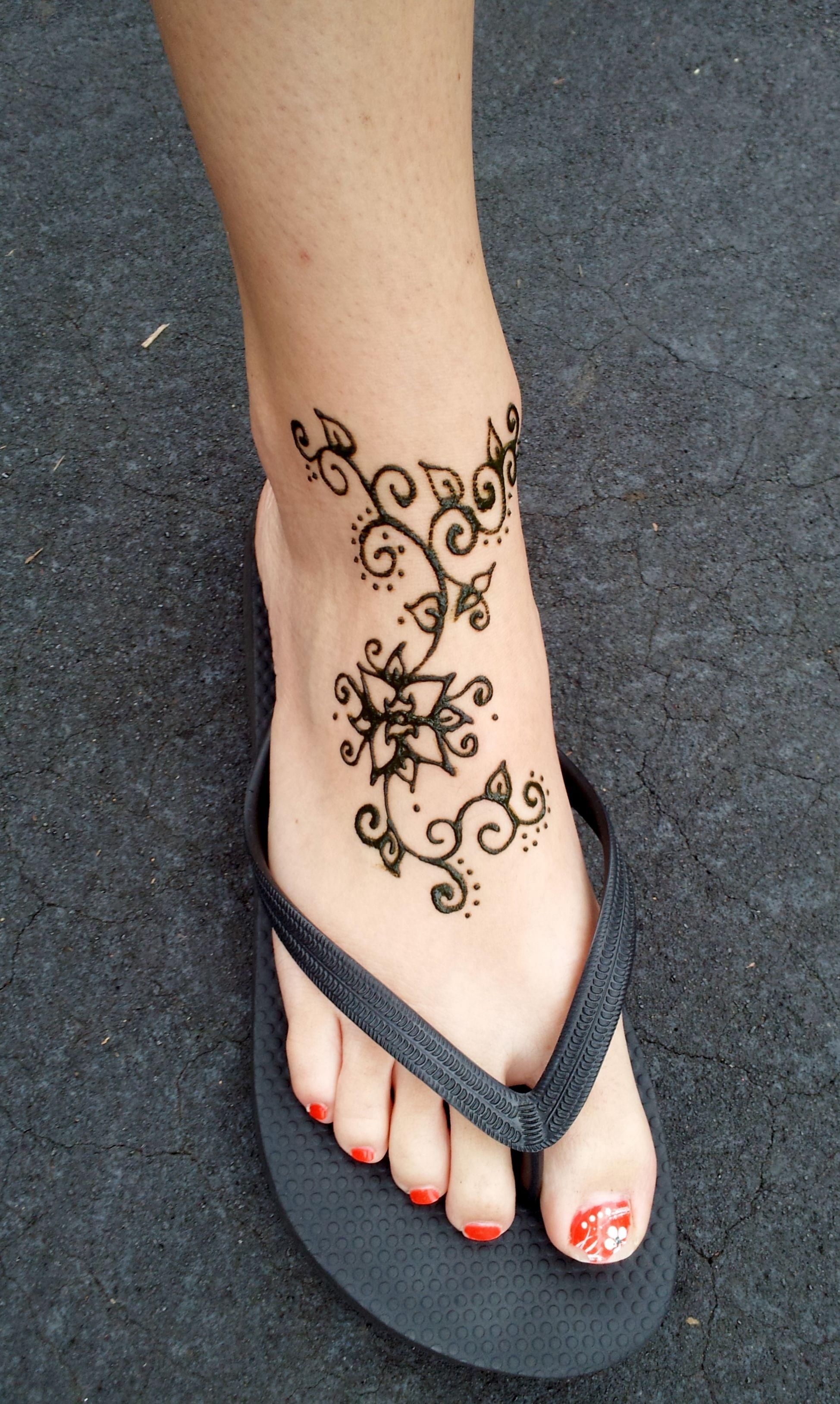 Henna Tattoo That Lasts 6 Months: Dövme, Kına