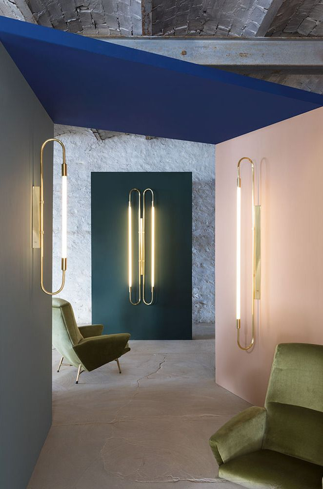 NEON WALL LIGHT by Magic Circus | Interior lighting, Wall
