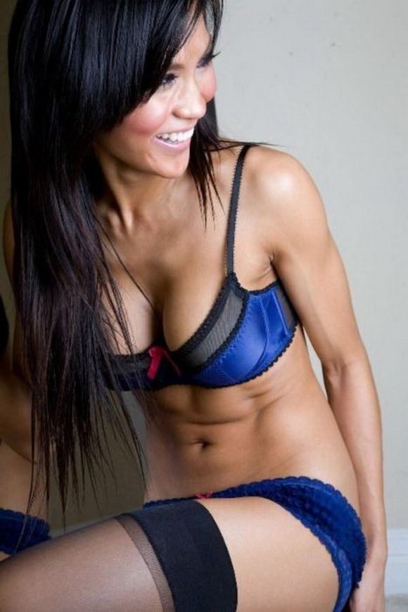 Adult sex girls with 6 pack abs