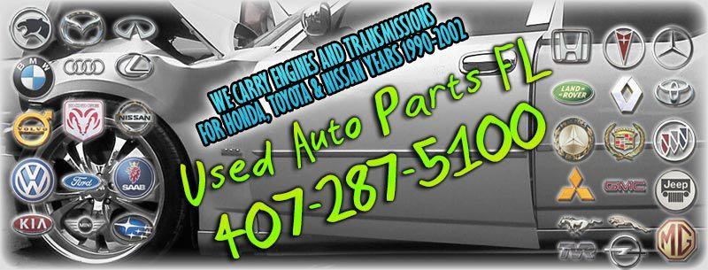 Used Tires Orlando >> Usedautopartsfl Com Abc Used Auto Parts Orlando Junkyard