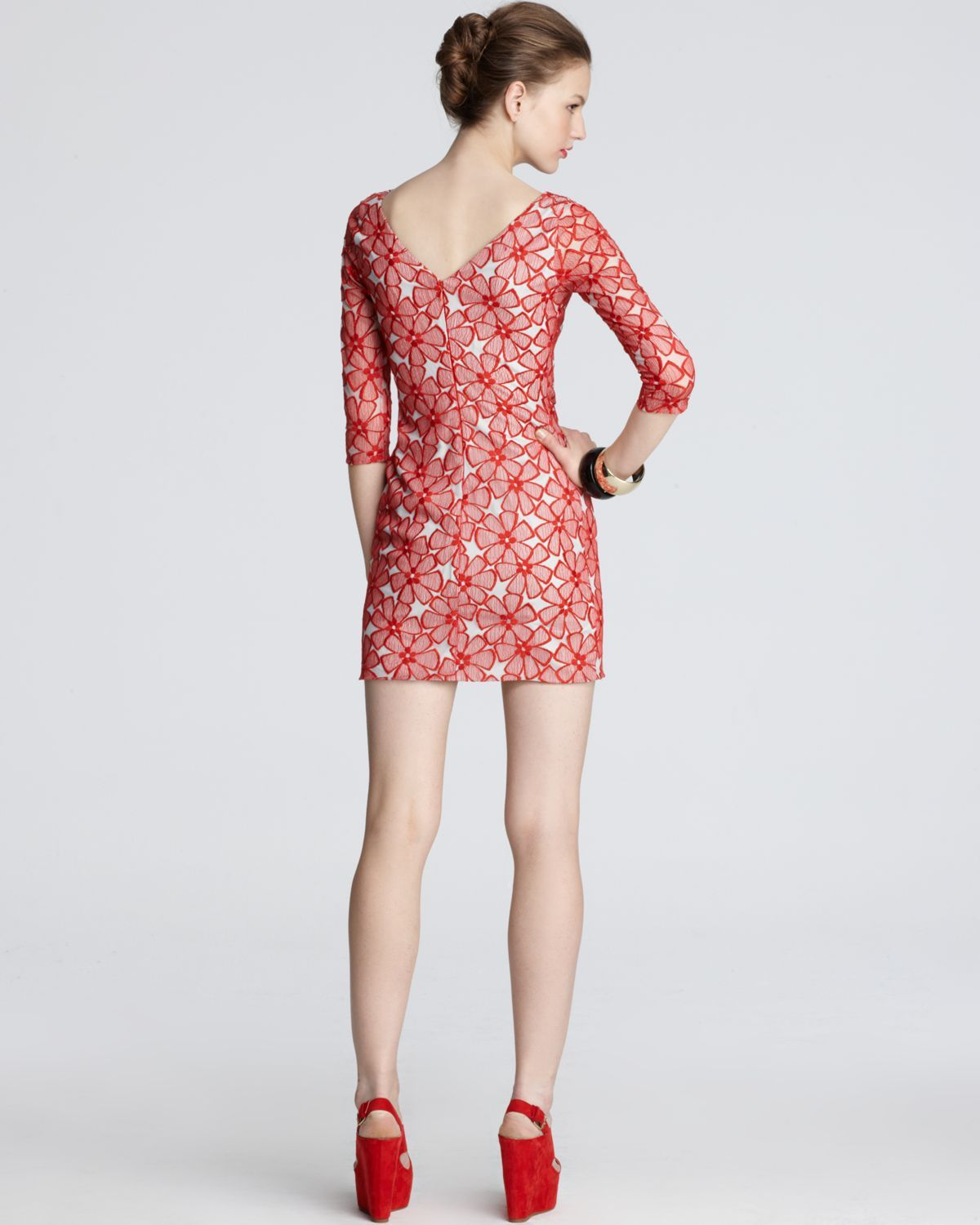 Obsessed with this dress. Love DVF | Look Book | Pinterest