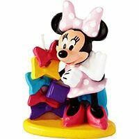 Minnie Mouse candle
