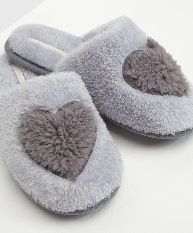 bb338f4a7cc501 Socas Winter coração - OYSHO | Clothes I want and need | Blusas de ...