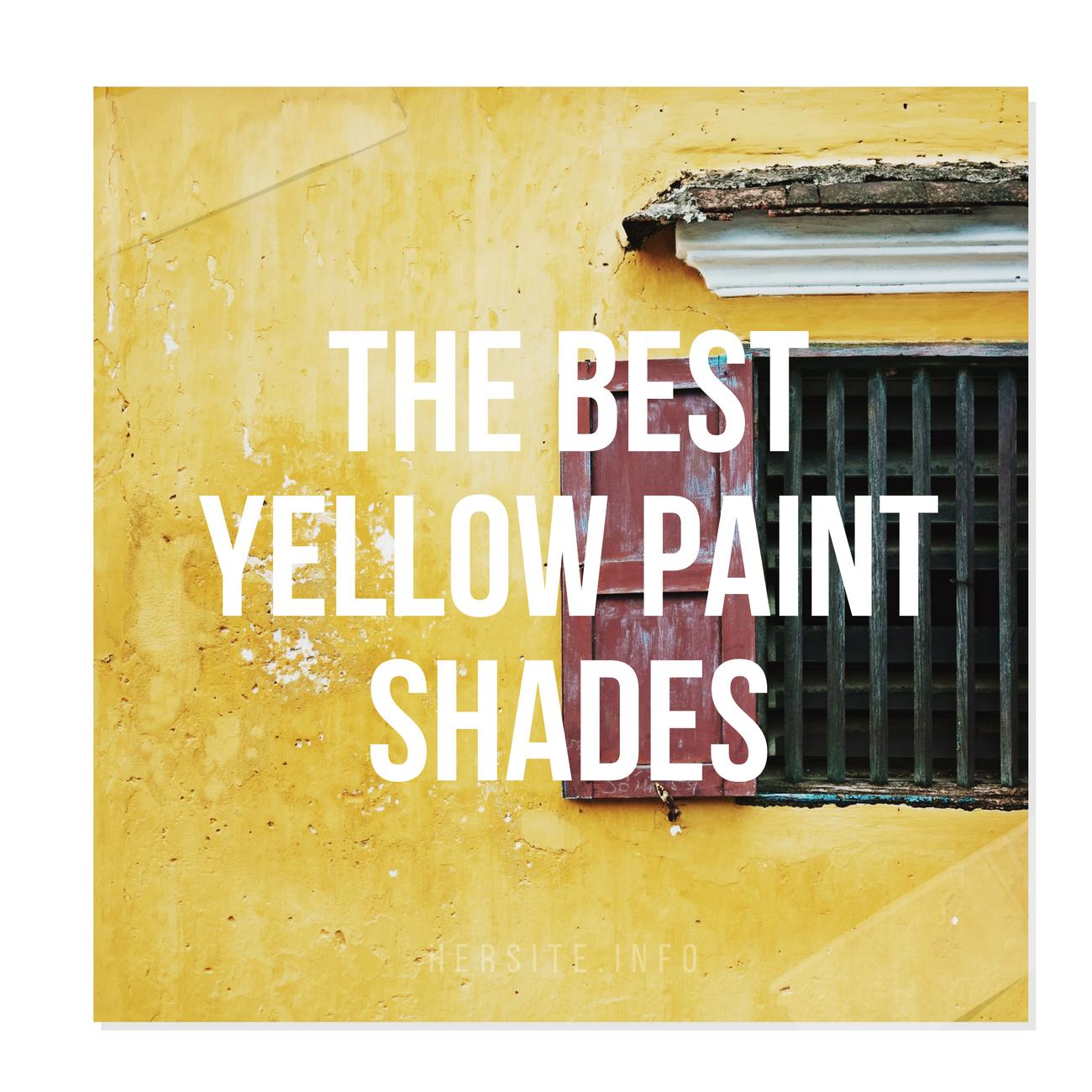 My favoritesl The Best Yellow Paint Shades Picked By House Beautiful Magazine, http://hersite.info/the-best-yellow-paint-shades-picked-by-house-beautiful-magazine/ ,  #BestYellowPaintColors #DecoratingWithYellow #HouseBeautifulMagazine