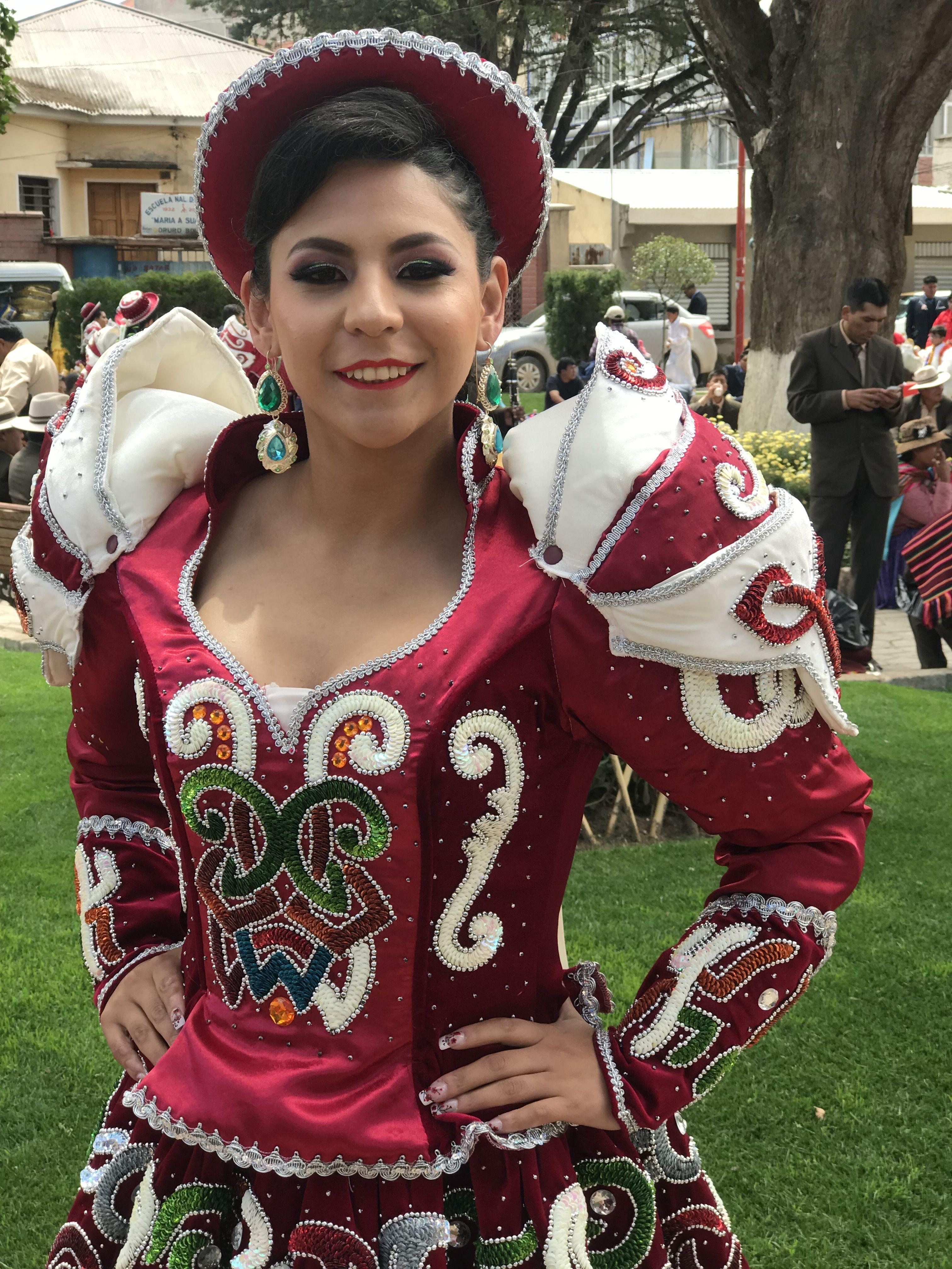 Caporal Sambos Caporales Bolivia Carnaval de Oruro 2018  2cae4a489bdf