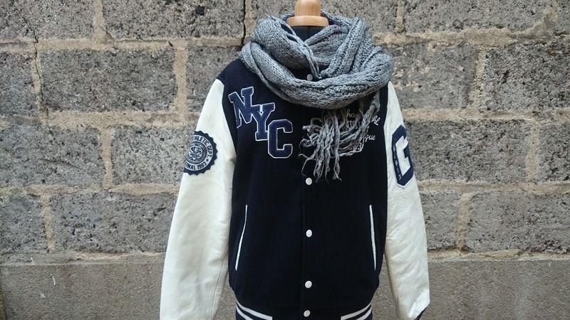 Teddy en cuir et laine - vinted.fr   Mode à vendre   Pinterest ... 3788b8644a5