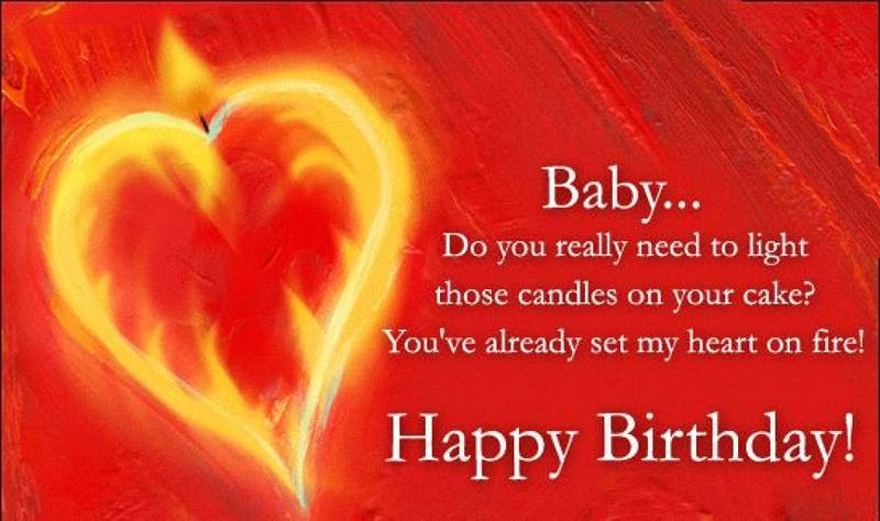 Happy Birthday Love Messages For Wife Or Gf