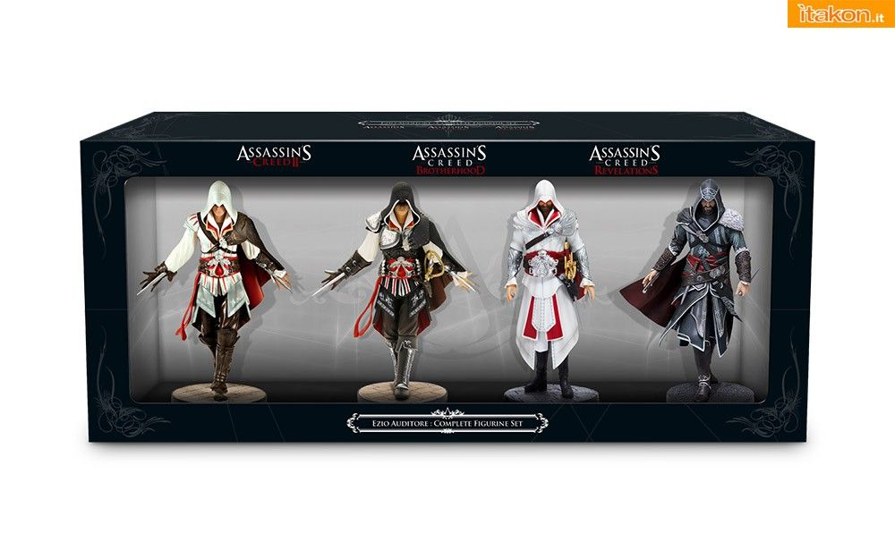 Assassin S Creed Ezio Collection The Complete Set Ubishop