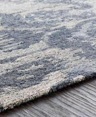 Surya Cassini Csi 1007 Navy 5 X 7 6 Area Rug In 2019 Products Rugs Home Rugs Indoor Rugs