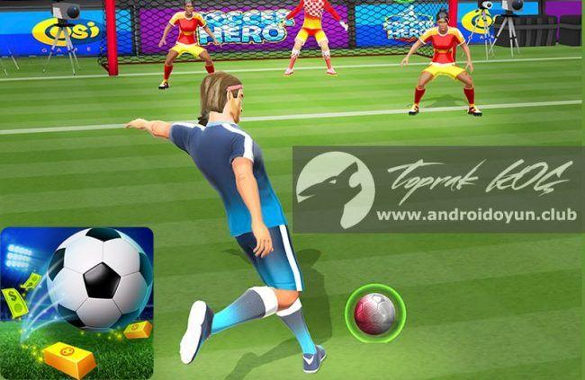 Soccer Hero Football Games V1 1 3 Oyun Android