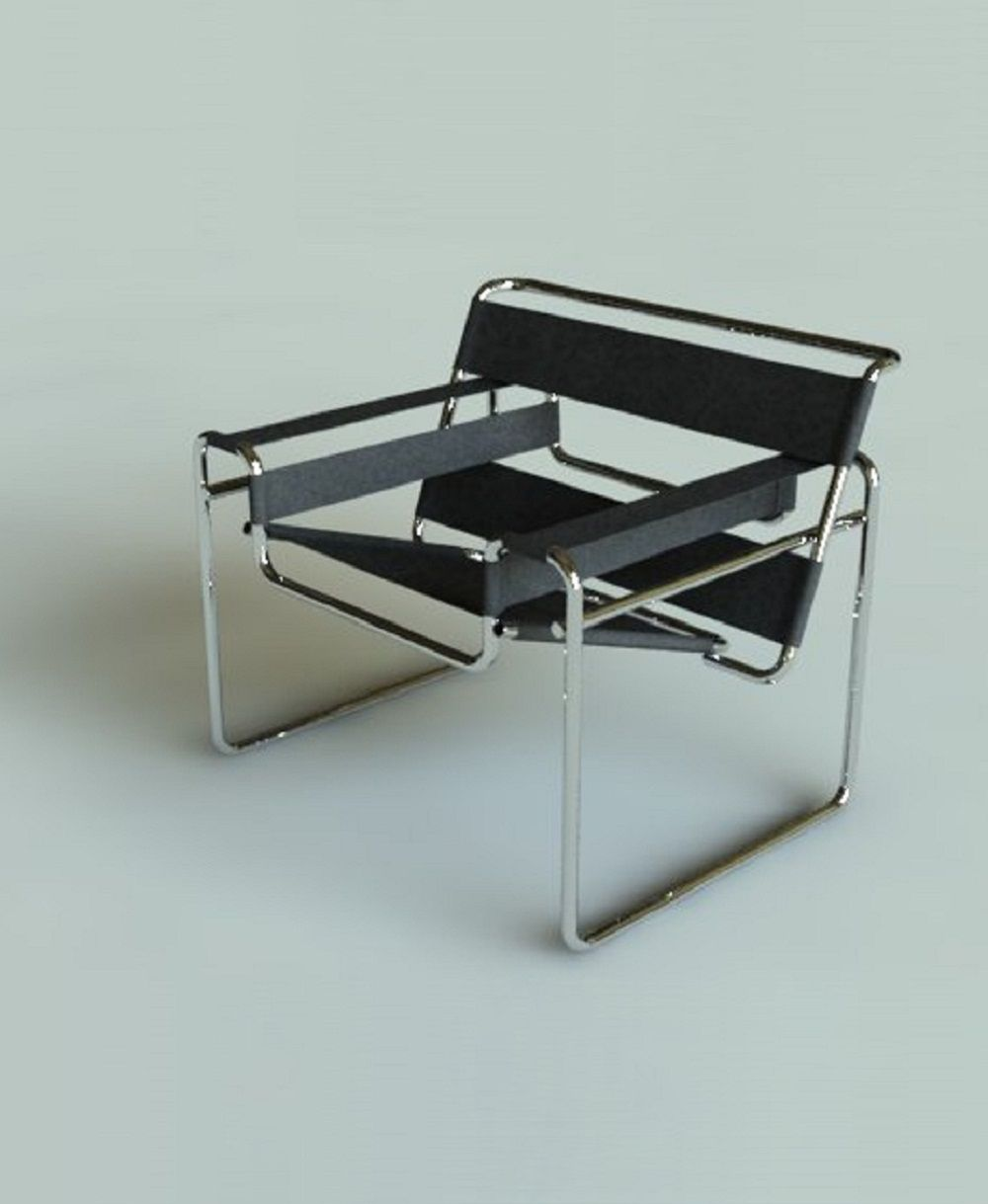 Wassily Chair By Marcel Breuer Wassily Chair Furniture Design