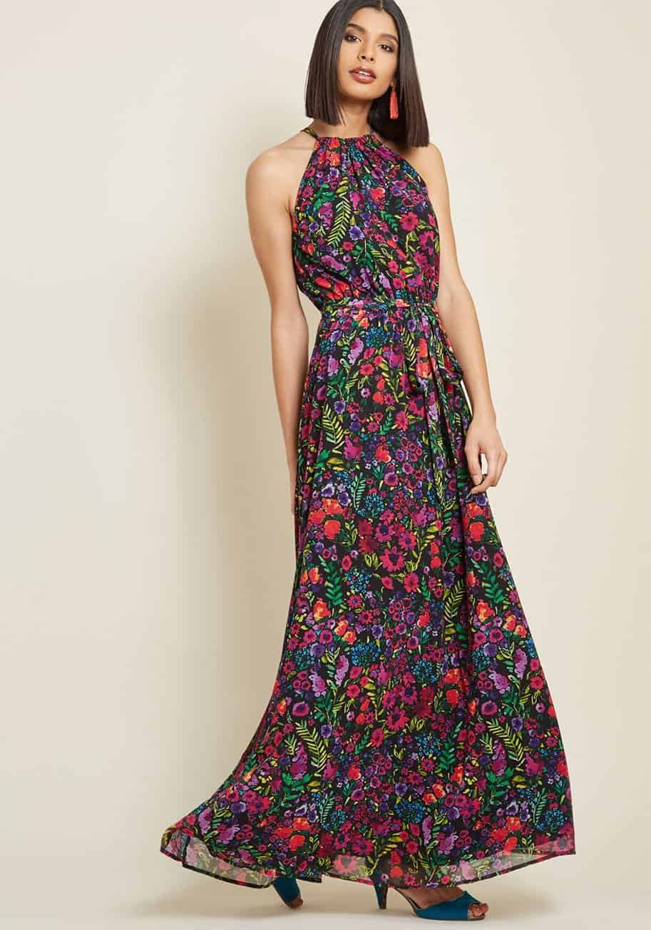 Maxi Dresses For Wedding Guests Dress For The Wedding Chiffon Maxi Dress Simple Maxi Dress Maxi Dress [ jpg ]