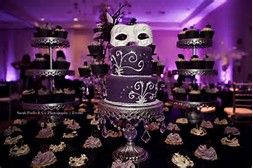 High Quality Masquerade Decoration Ideas 2 Sweet 16 Party