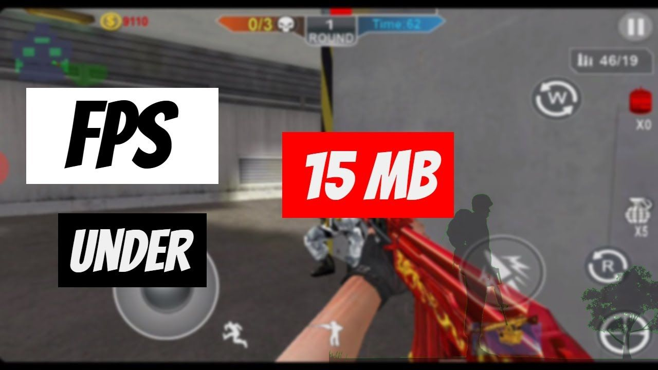 Top 5 Fps Android Games Under 15 Mb In 2020 Android Games Fps Fps Games