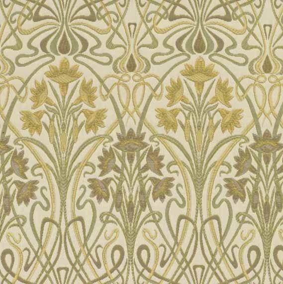 Maison_Art_Nouveau_meubelstoffen-089 - Art Nouveau: Print ...
