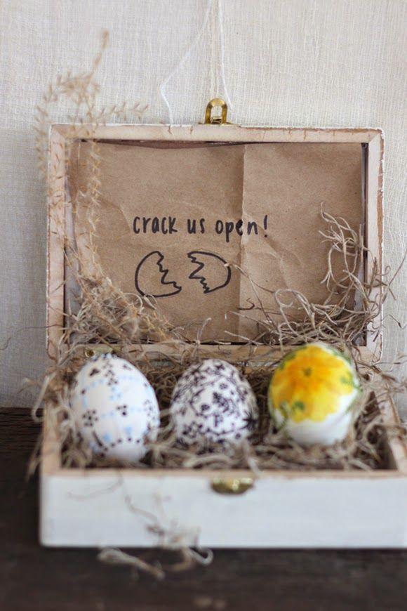 Regalar dinero en una boda utilizando huevos de pascua regalo dinero boda pinterest - Ideas para regalar dinero en una boda ...