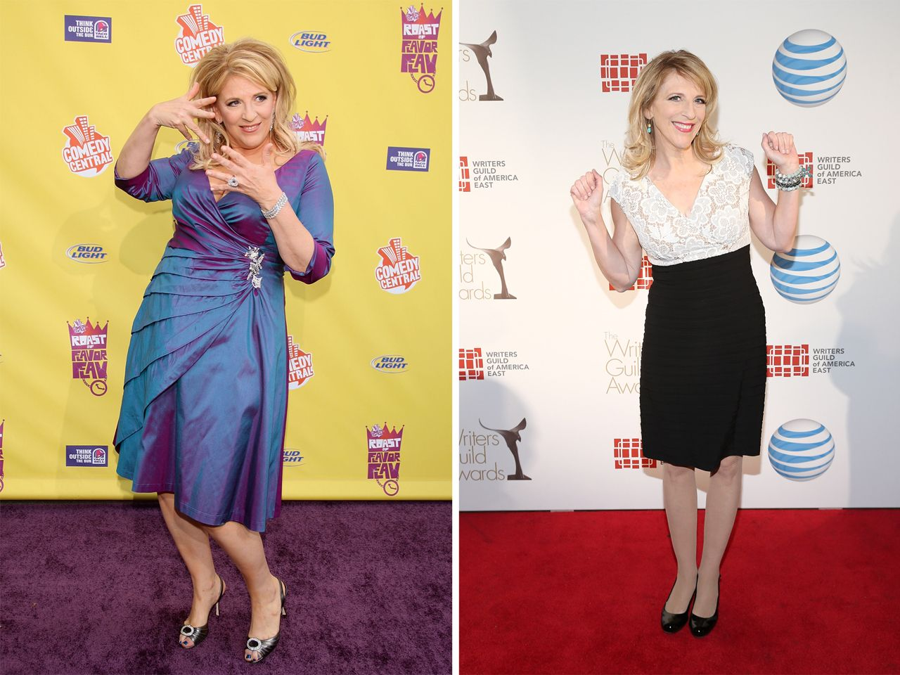 Lisa Lampanelli drops over 100 pounds with weight-loss surgery
