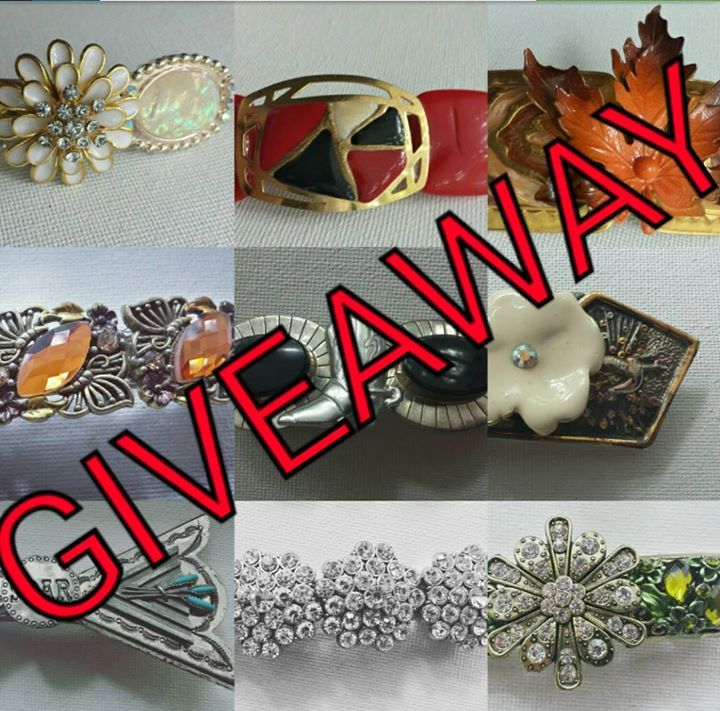 We are having our very first #Giveaway Enter Here: http://gvwy.io/ibff0sl  Prize: Your choice of #Handmade Barrette ( under $15)  Starts today and will end June 21st @ 12am We will announce the winner on June 22nd  Share with your Friends and Family!