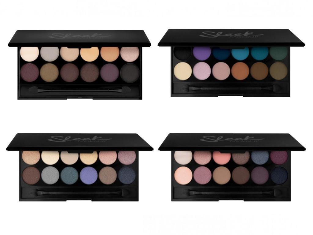 Sleek Paleta I Divine Kolory Cienie Super Cena 4463778187 Oficjalne Archiwum Allegro Eyeshadow Make Up Sleek