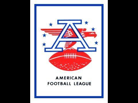 AFL American Football League History (Documentary