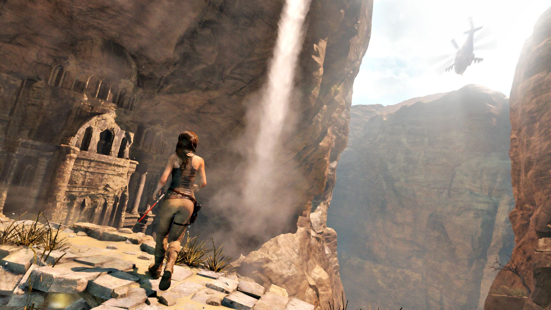 Rise Of The Tomb Raider HD Wallpapers 4