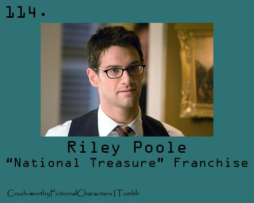 114. Riley Poole - National Treasure!!