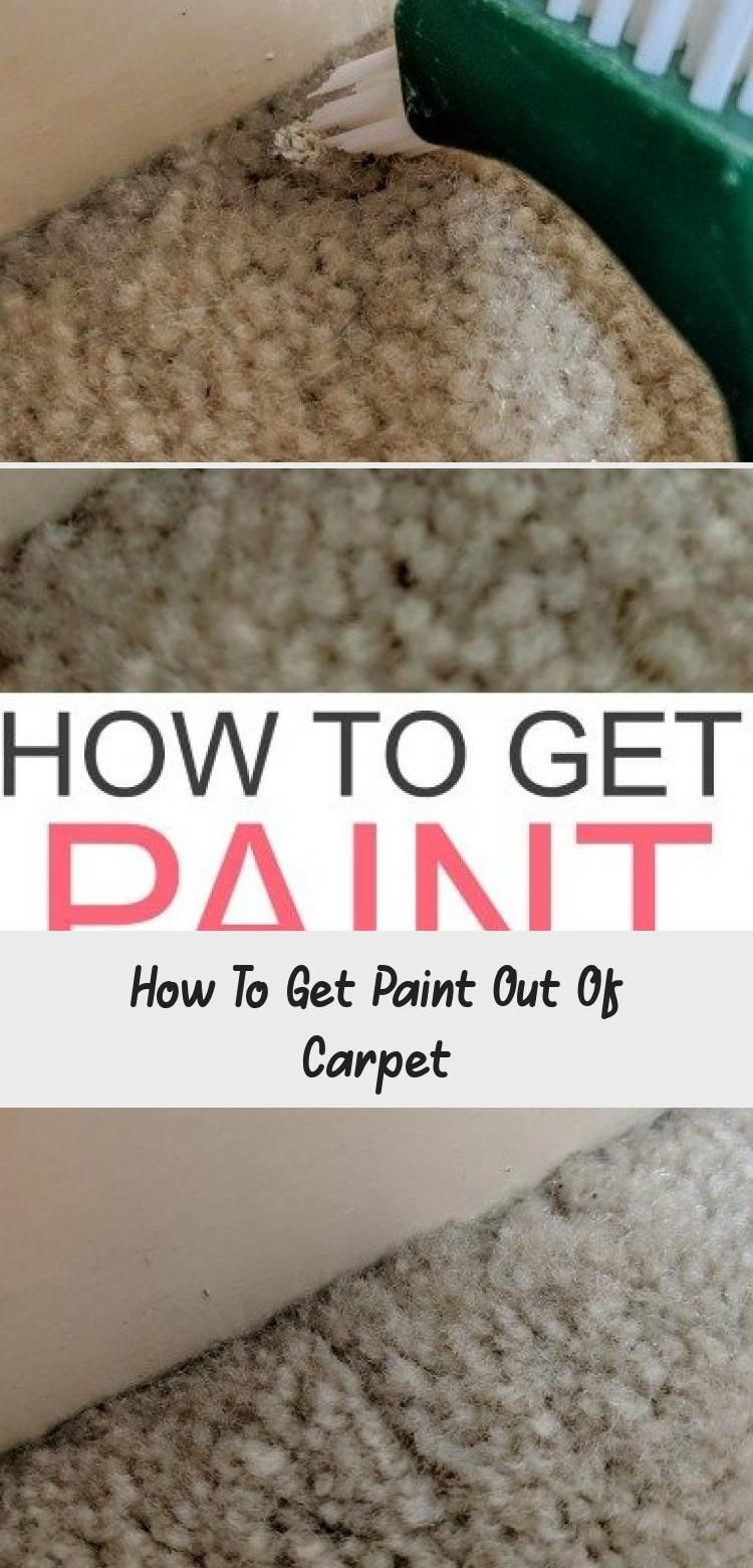 Dealing with color stains in the carpet check out how to