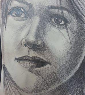 رسم بقلم الرصاص جواد الصالح طفرة جوز Drawings Male Sketch Art