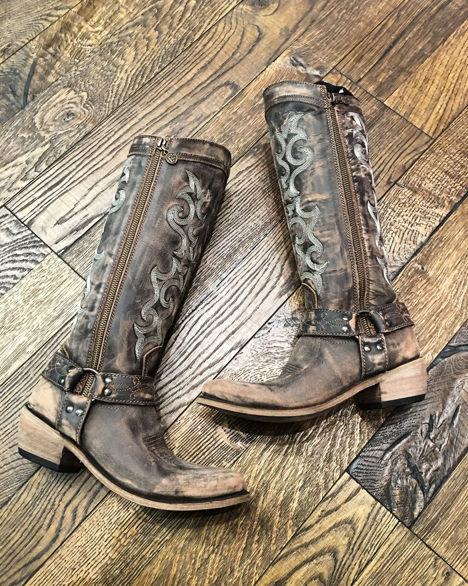 b10ead5de06 The Vintage Canela by Liberty Black Boots for your inner cowgirl ...