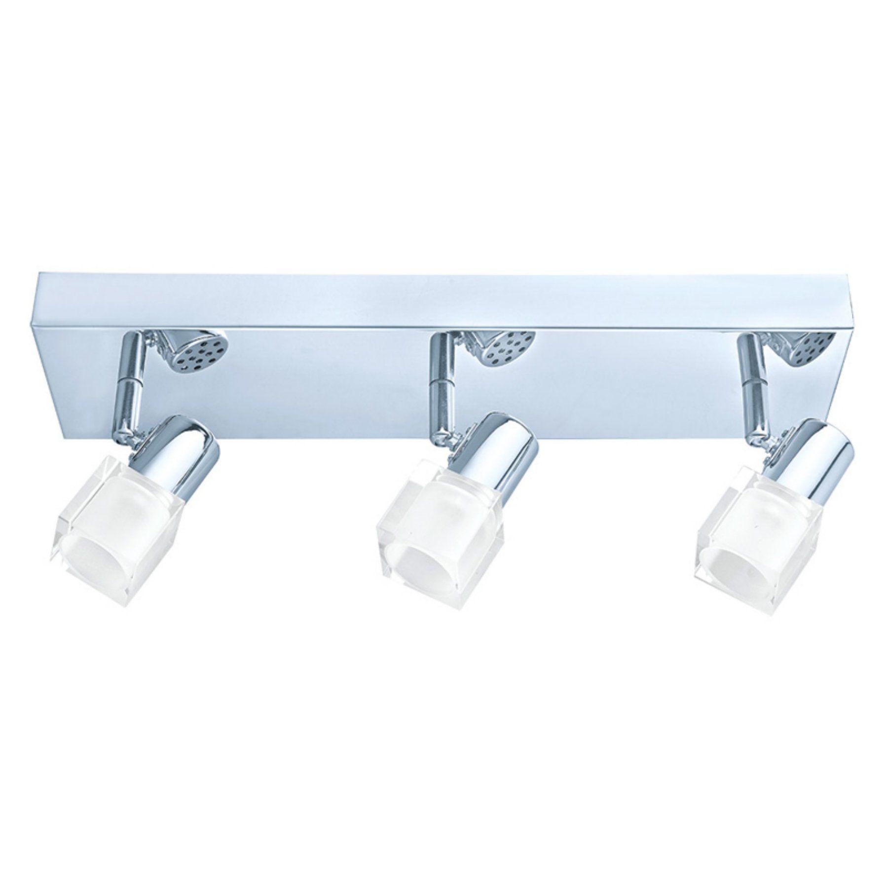 Eglo USA Norcera 3 Light LED Track Light A
