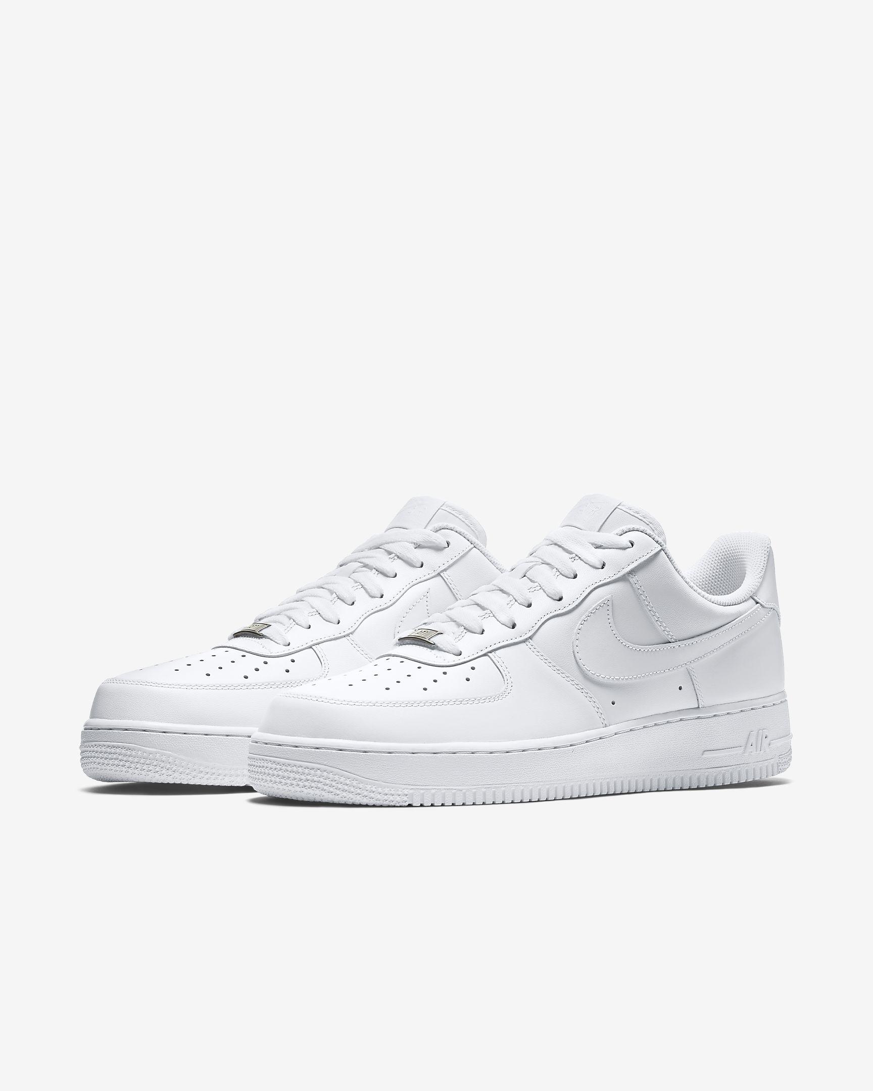 4238618fc67 Sapatilhas Nike Air Force 1  07 para homem