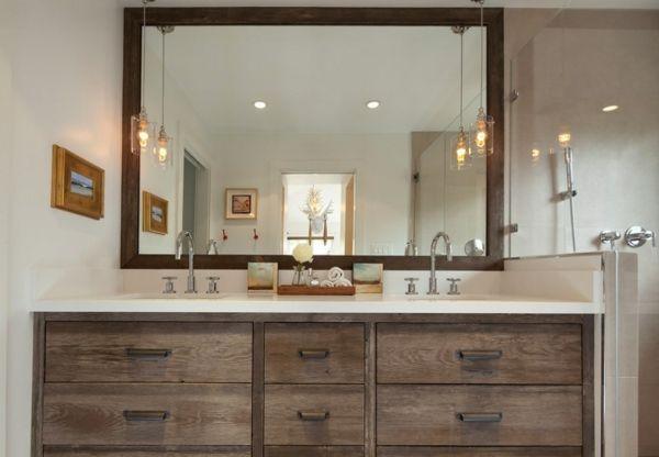 Ein Kleineres Haus 10 Vorteile Beim Abbauen In Einem Kleineren Haus Rustikale Bad Eitelkeiten Badezimmer Design Badezimmer Rustikal