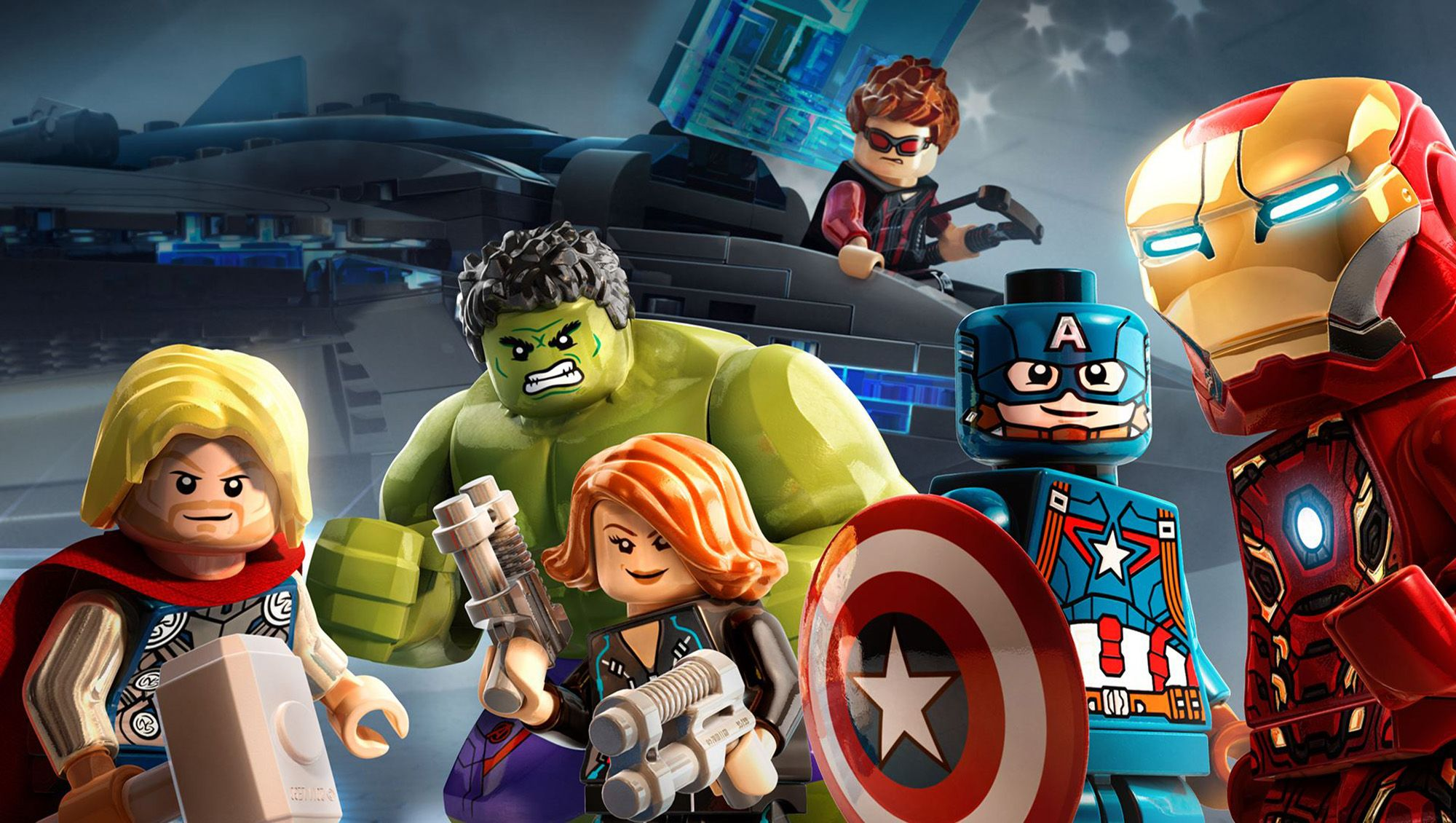 Marvel square enix and avengers game announce multi game partnership