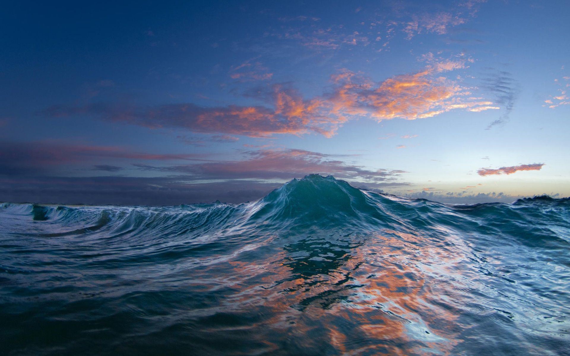 Ocean-sunset-sea-wave-water