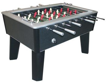 57 Inch Ultimate Foosball Soccer Game Table Soccer Table Foosball Tables Foosball