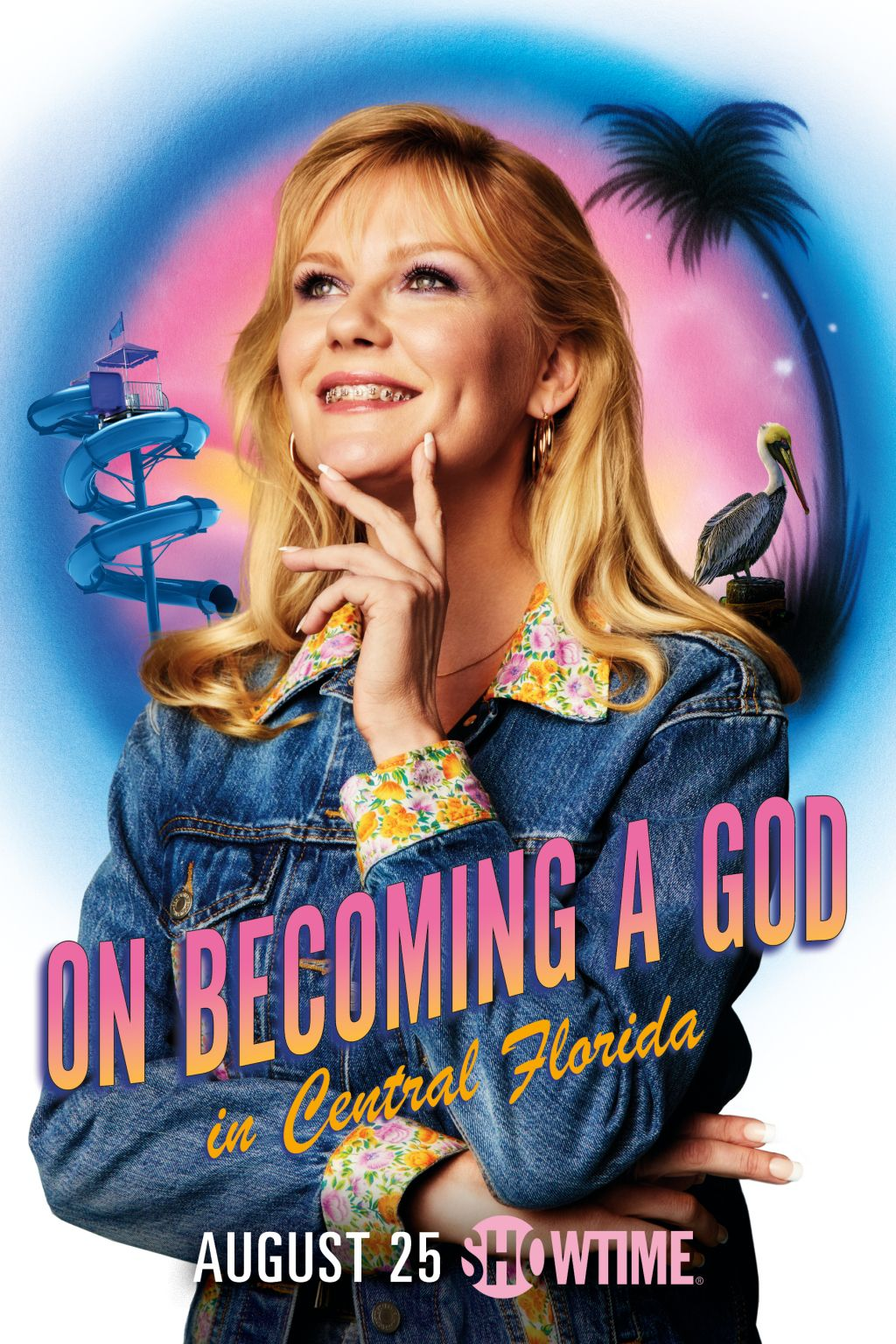 Kirsten Dunst Is Becoming A God In Central Florida Promax Brief