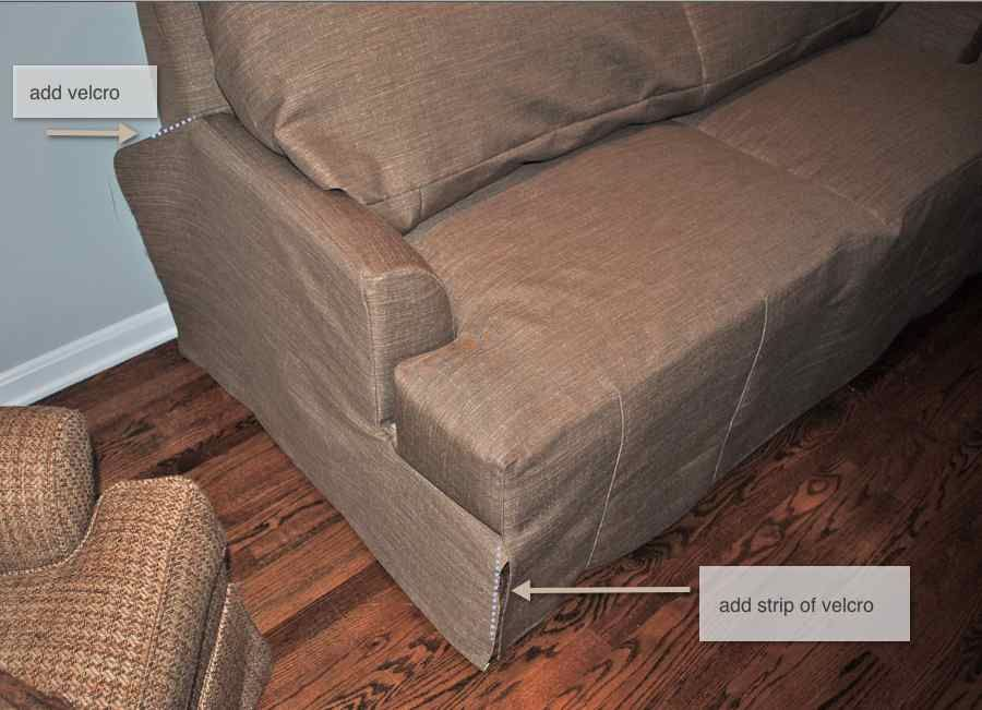 Cool Sewing Project For Couch Cover Sewing Stuff Diy Home Uwap Interior Chair Design Uwaporg
