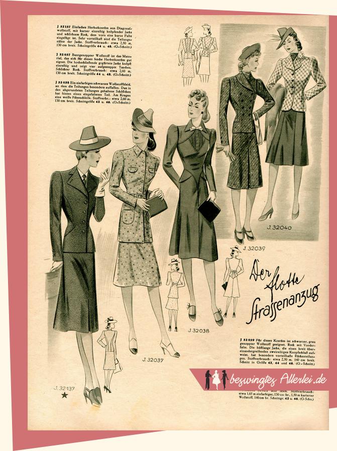 Ein Blog über Swing, Mode der 50er Jahre, Mode der 40er Jahre ...