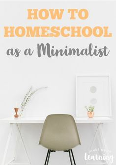We're embracing minimalist homeschooling, despite having an obsession with books, lesson plans, and other supplies. See how we're changing our homeschool mindset below! Minimalist Homeschooling What is Minimalist Homeschooling? How to Declutter Books Dealing with Paper Overload Digital Decluttering Cutting Down on Craft Supplies Simplified Lesson Planning Stick to the Basics Tips for Teaching MultipleKeep Reading...