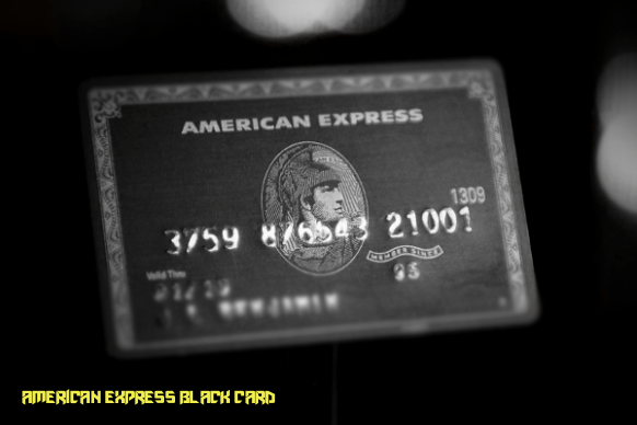What Makes American Express Black Card So Addictive That You Never Want To Miss O American Express Black Card American Express Centurion American Express Black